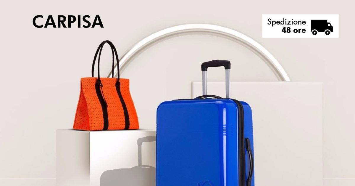 24141e6e5c Carpisa - Trolley, borse, zaini e accessori - Acquista su Ventis.