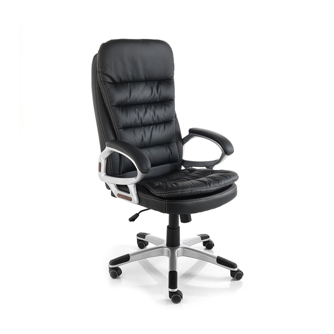 Poltrona da ufficio MASTER, nero - Office Design - 2019