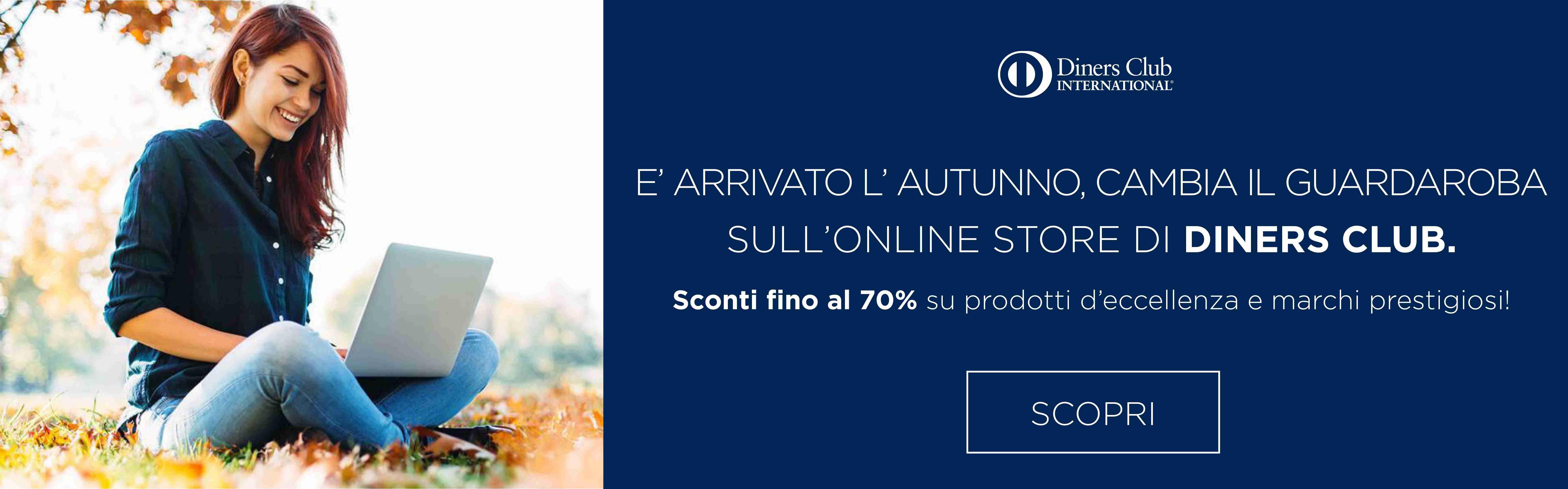Sconti Diners E-xclusive by Ventis