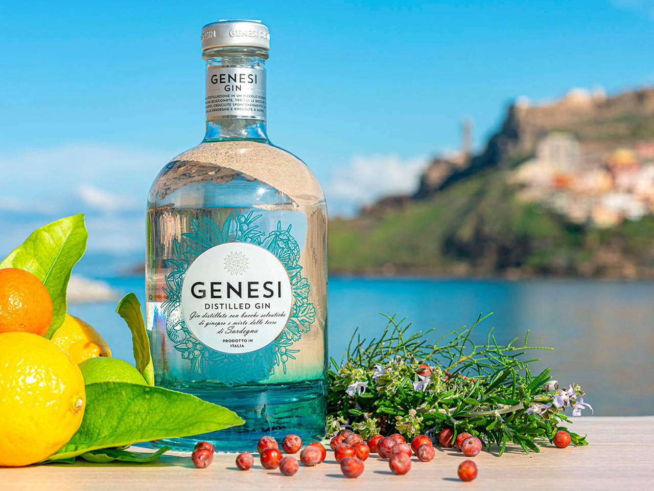 Rau, distillati e dolci sardi