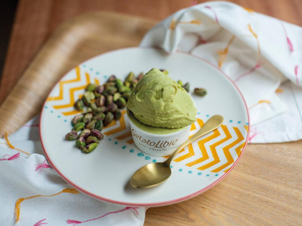 Libre: il gelato innovativo