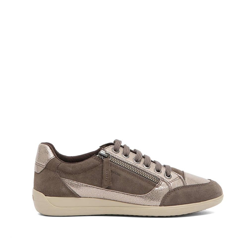 Sneakers Mirya da donna color castagna GEOX SCARPE Acquista su Ventis.