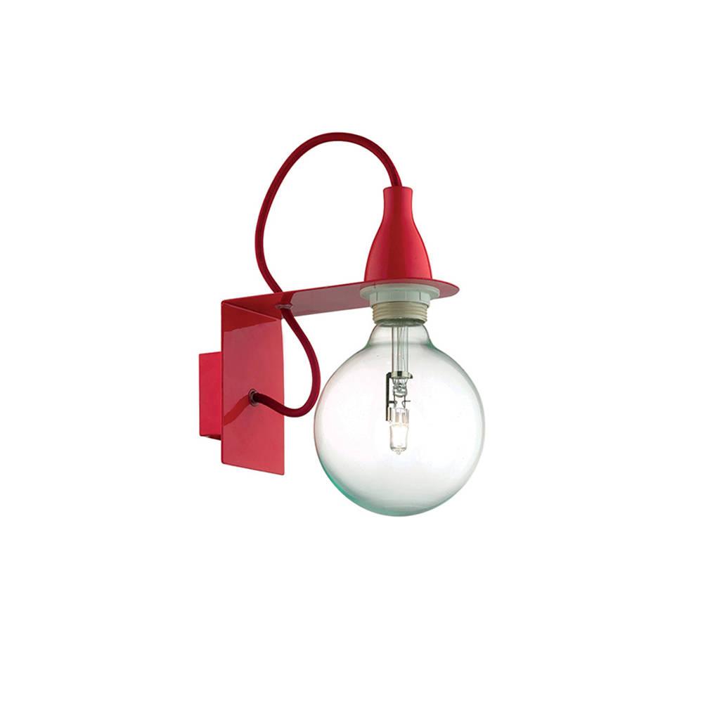 Lampada da parete rosso luci a parete acquista su ventis for Luci parete
