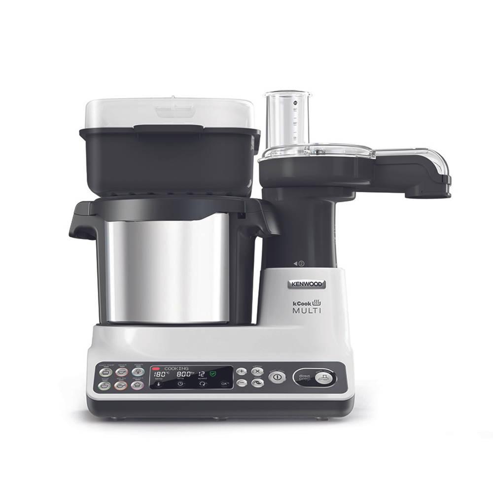 Robot da cucina con funzione cottura ccl401wh kenwood acquista su ventis - Kenwood robot da cucina ...