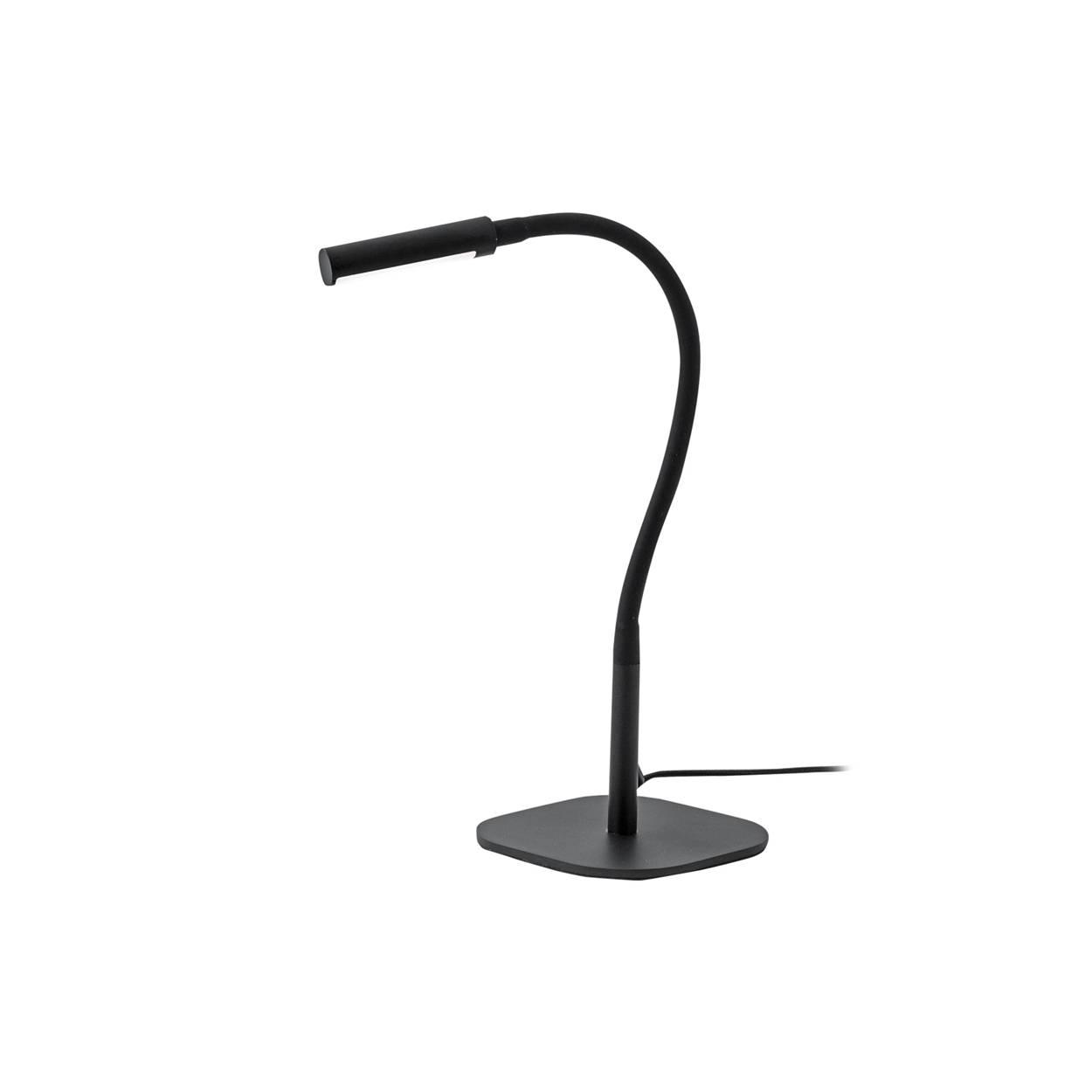 Lampada da tavolo FRINGE, nero - Soluzione luce
