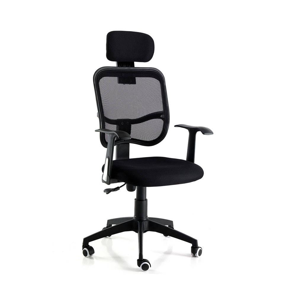 Poltrona da ufficio COOL, nero - Office Design - 2019