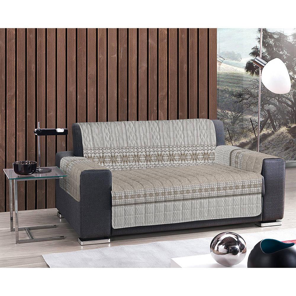 Salvadivano maglia beige sof decorativi acquista su for Teli decorativi