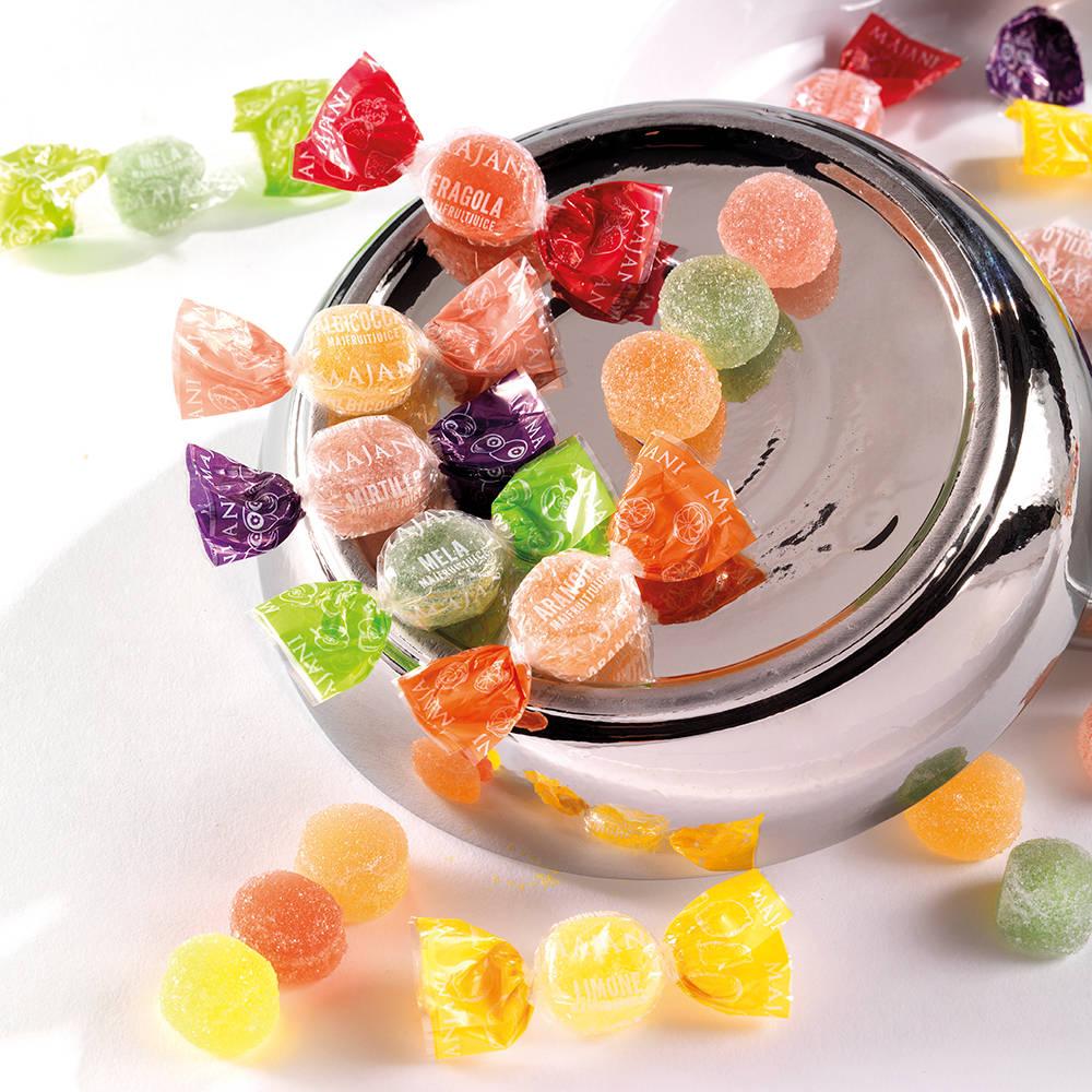 2 confezioni - Little Juice gelatine di frutta assortite ...