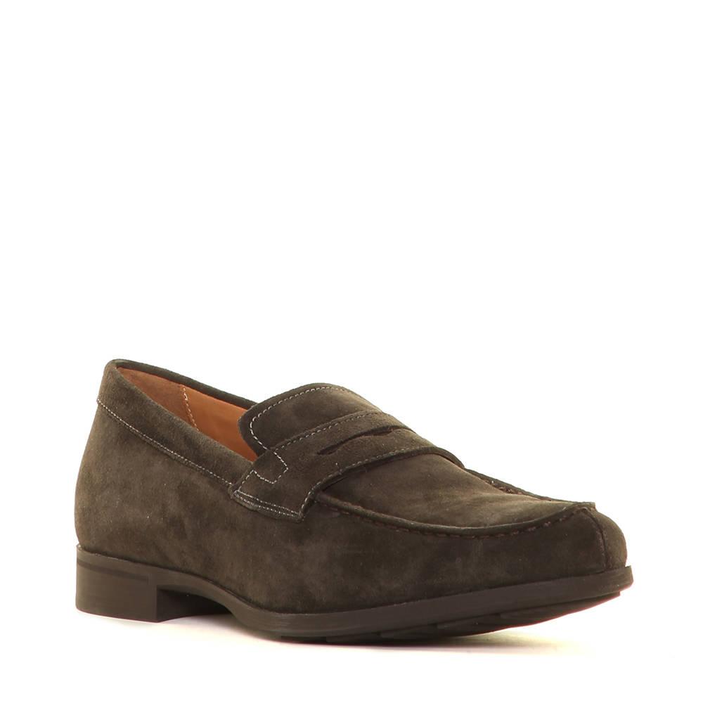 mocassini scamosciati da uomo geox scarpe acquista su