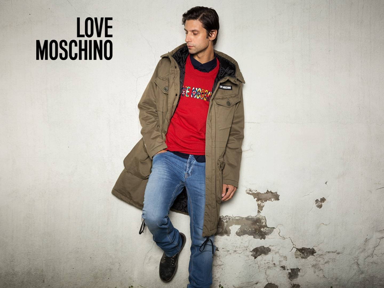 Love Moschino Uomo