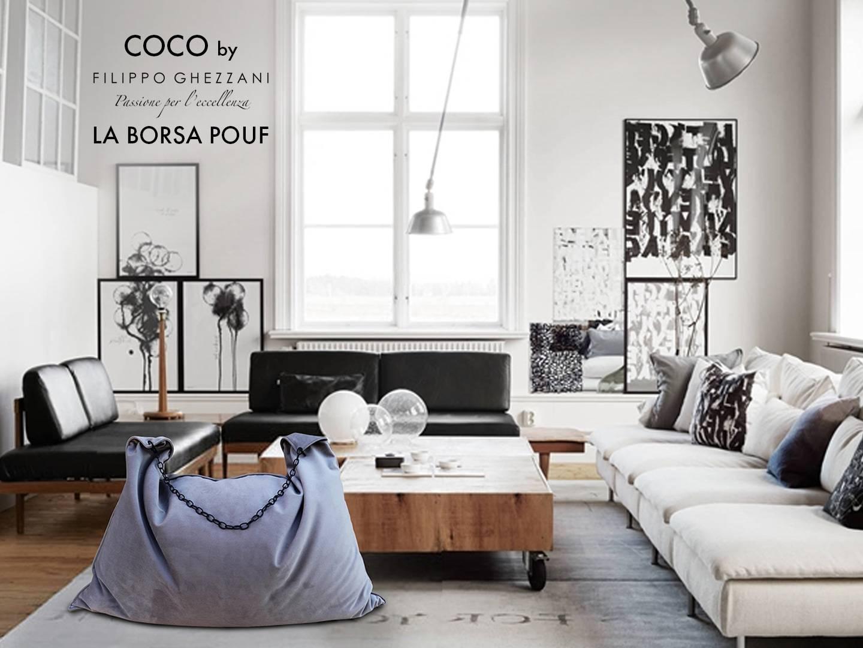 Coco: La Borsa Pouf