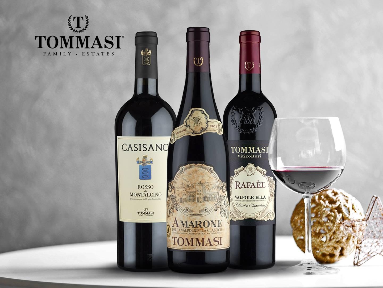 Tommasi: Selezione Grandi Vini