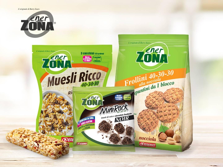 Enerzona: La Dieta A Zona