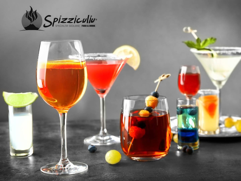 Spizziculiu: Creme Liquorose E Rosolio