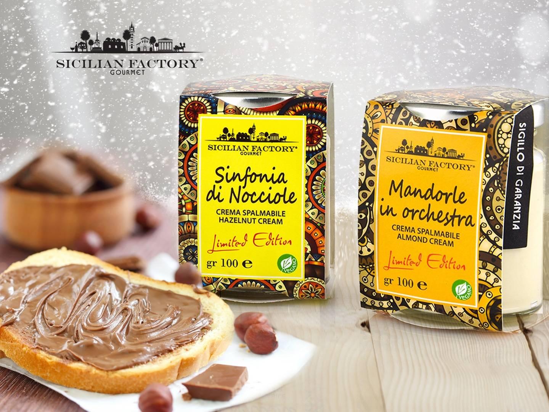 Sicilian Factory Creme Dolci