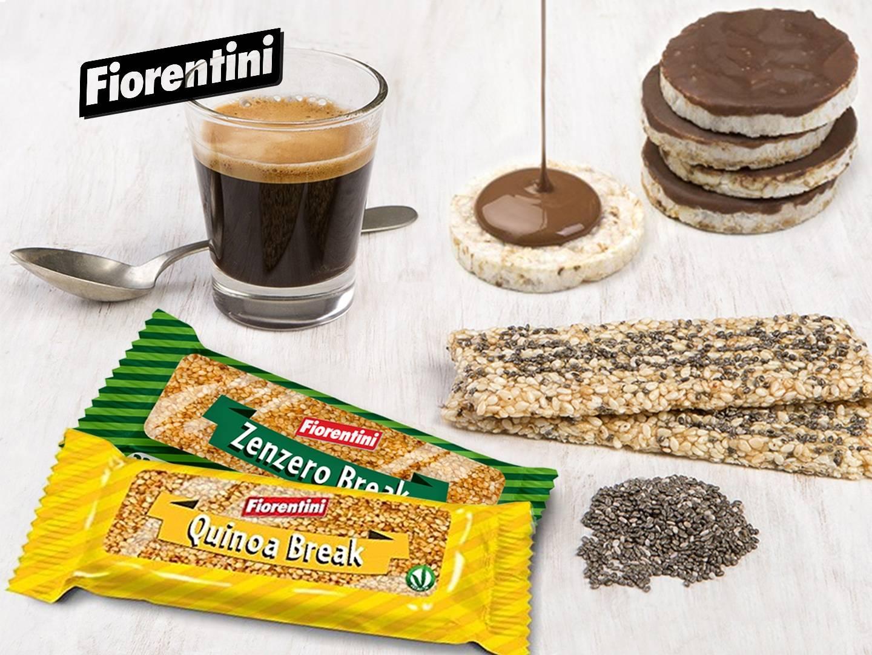 Fiorentini: Snack Sani E Golosi