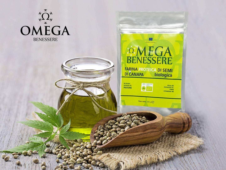 Omega: Linea Benessere