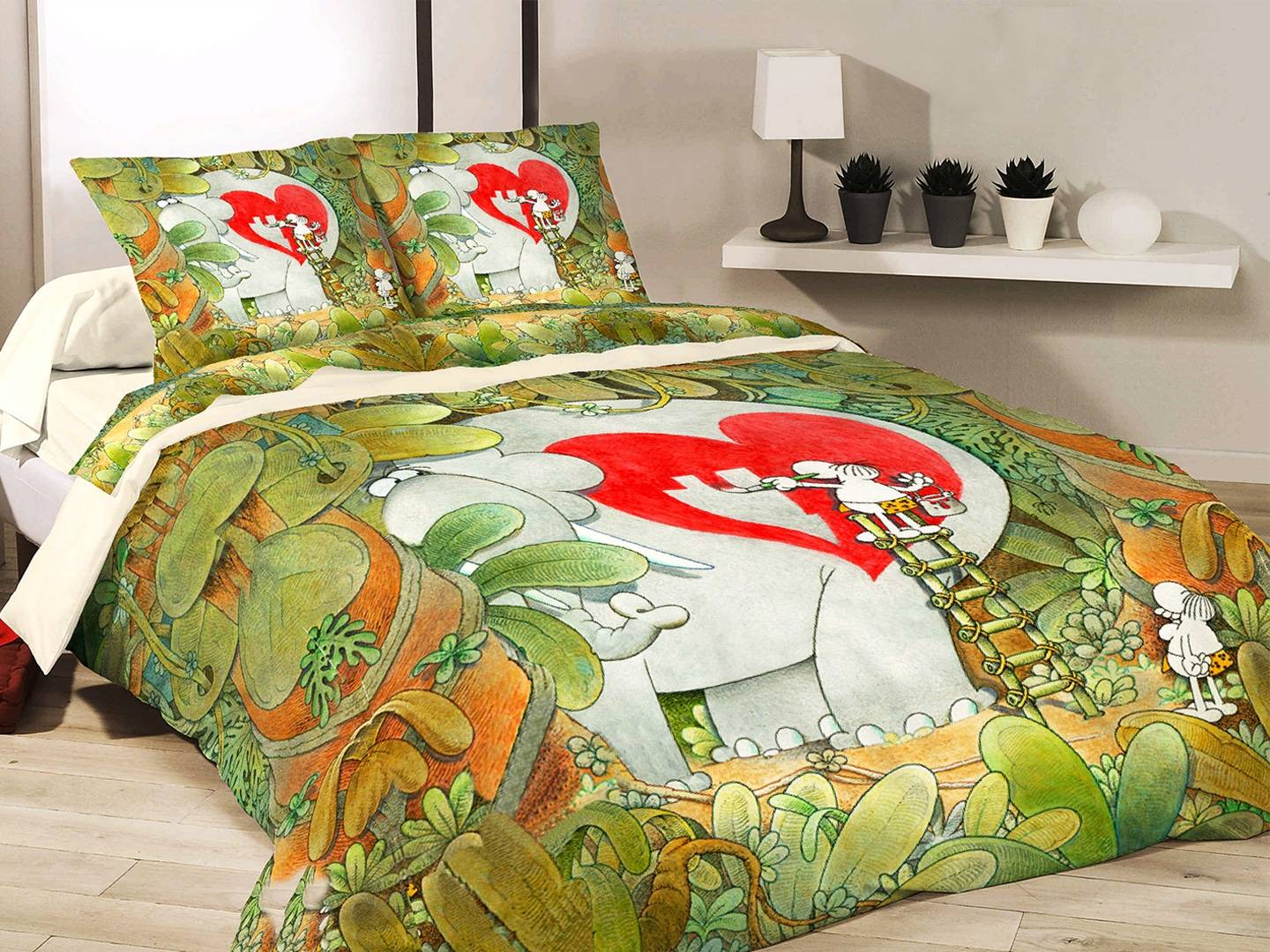 Funny Bed