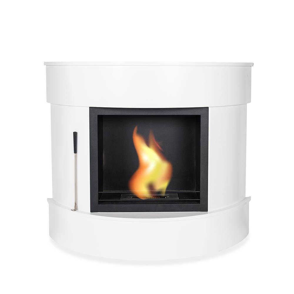 Caminetto courmayeur flames design acquista su ventis - Caminetto bioetanolo design ...