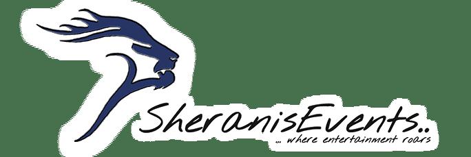 Sheranis events logo
