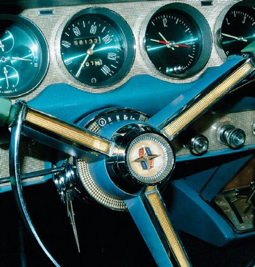 Engine-turned