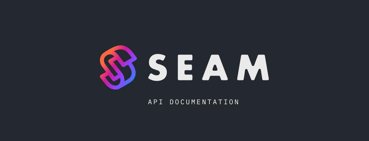 Seam Documentation Header