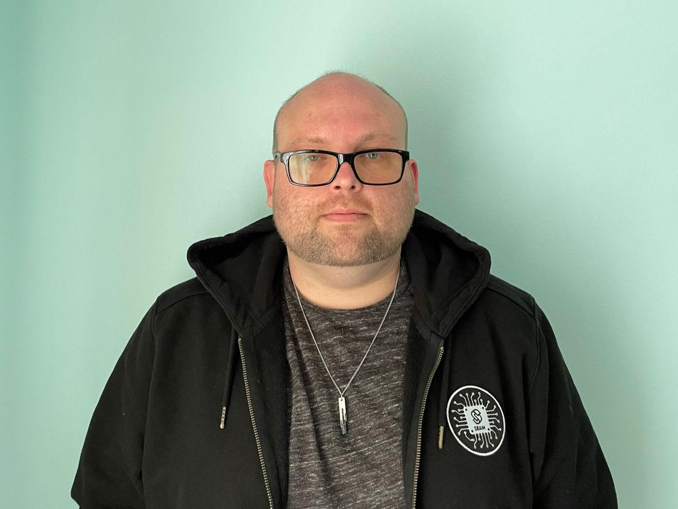 Jordan Webb Portrait