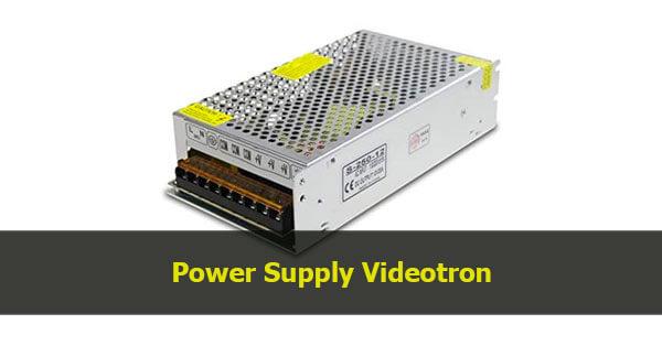 komponen videotron power supply
