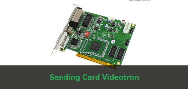sending card videotron