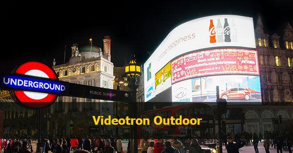 videotron outdoor