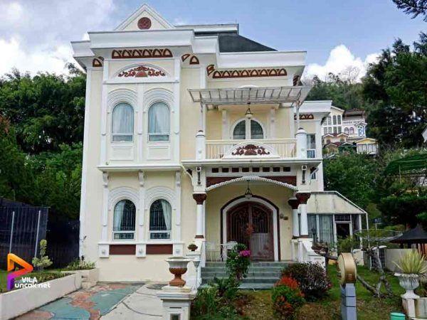 Villa Queen 4 Kamar Fasilitas Kolam Renang Pribadi