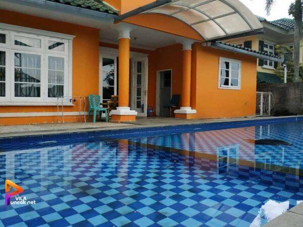 Villa 6 Kamar Fasilitas Kolam Renang Pribadi
