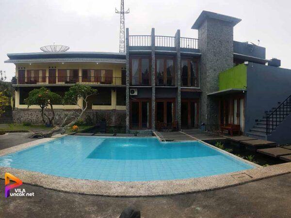 Villa Barja 13 Kamar Untuk Rombongan 100 Orang