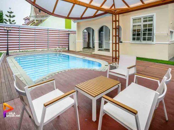 Villa Alkobu - Villa 2 Kamar Yang Cocok Untuk Liburan Keluarga