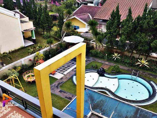 Villa Graha 3 Kamar Ada Playgroynd & Kolam Renang Pribadi