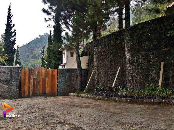 villa gunung indah