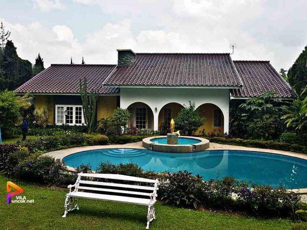 Villa Lia Suasana Pedesaan 3 Kamar Private Pool