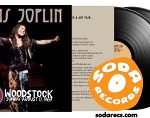 Janis Joplin Woodstock Sunday August 17, 1969