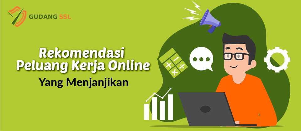 Peluang Kerja Online