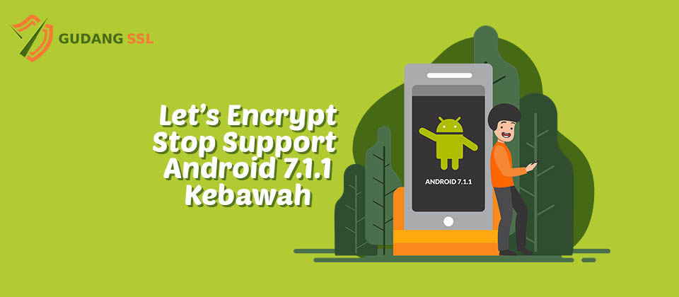 Berita Let's Encrypt Stop Support