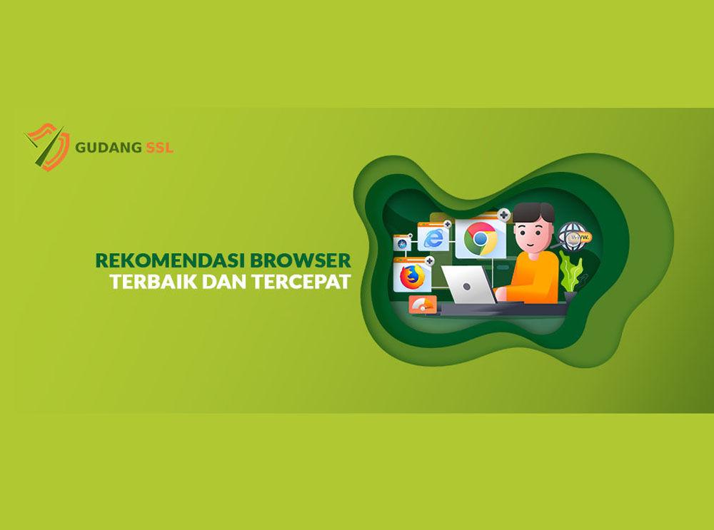 Browser tercepat