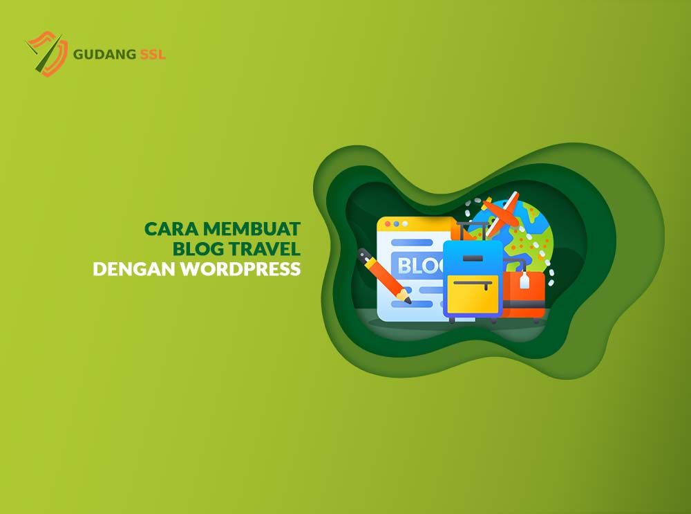 cara membuat blog travel