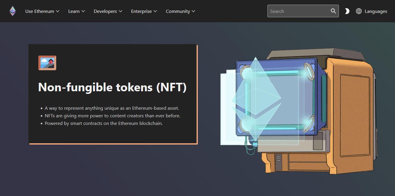 NFT Ethereum