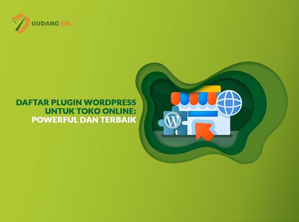 daftar plugin wordpress untuk toko online