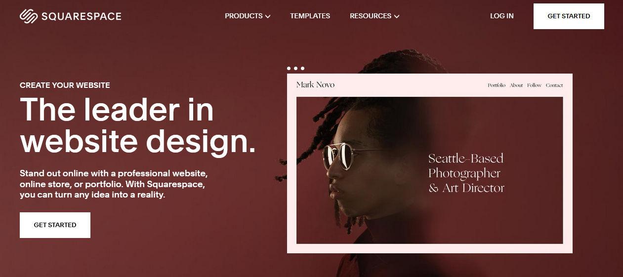 website squarespace