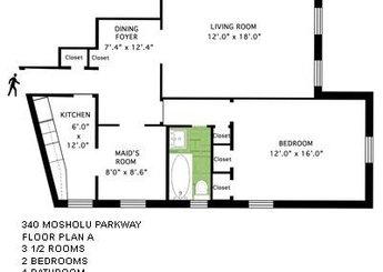 340 E Mosholu Parkway Unit: 6-A
