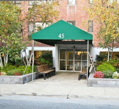 45 E Hartsdale Avenue Unit: 4F