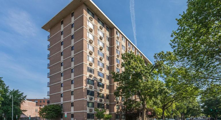 1816 New Hampshire Ave Nw #702