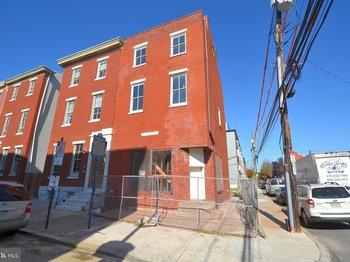 1601 Mount Vernon St