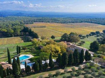 Provencal Domaine Vineyard Estate near St Tropez